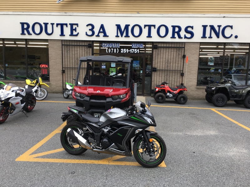2015 Kawasaki Ninja 300 SE for sale in North Chelmsford, MA