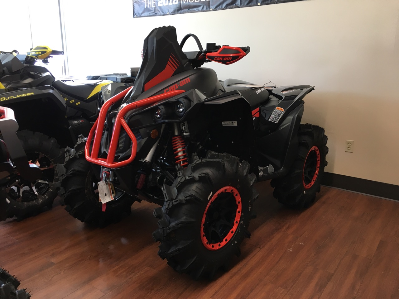 2018 Can Am Renegade 1000 Xmr For In North Chelmsford Ma