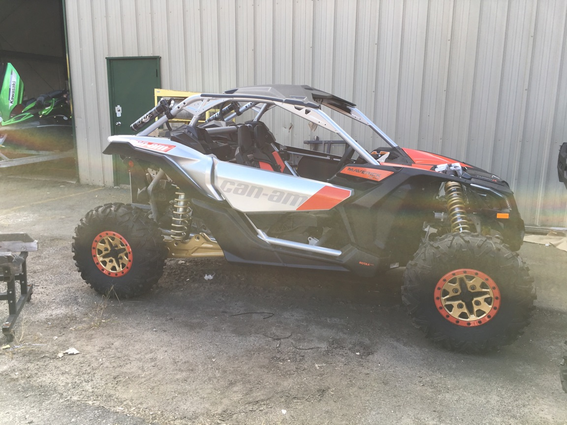 Can Am X3 For Sale >> 2019 Can Am Maverick X3 Xrs Turbo R