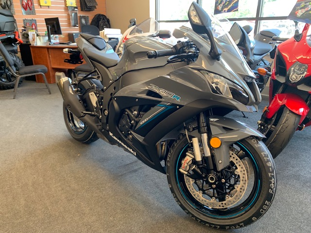 2019 Kawasaki ZX10R for sale in North Chelmsford, MA | ROUTE
