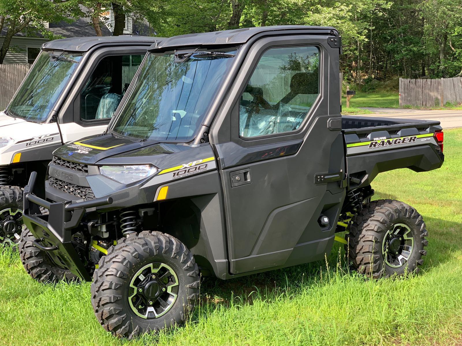 2019 Polaris Industries RANGER XP® 1000 EPS NorthStar Edition - Gray