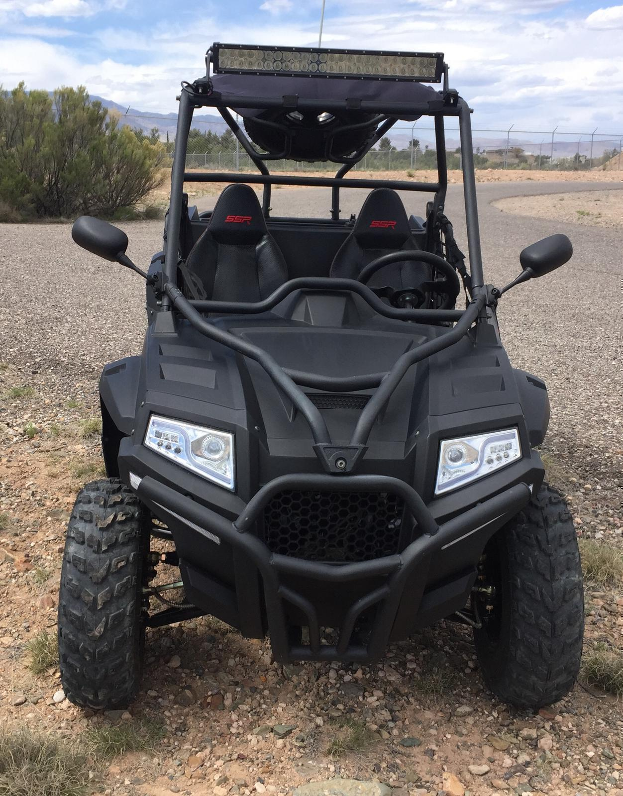2019 SSR Motorsports SRU 170 Payment as low as $119-mo OAC