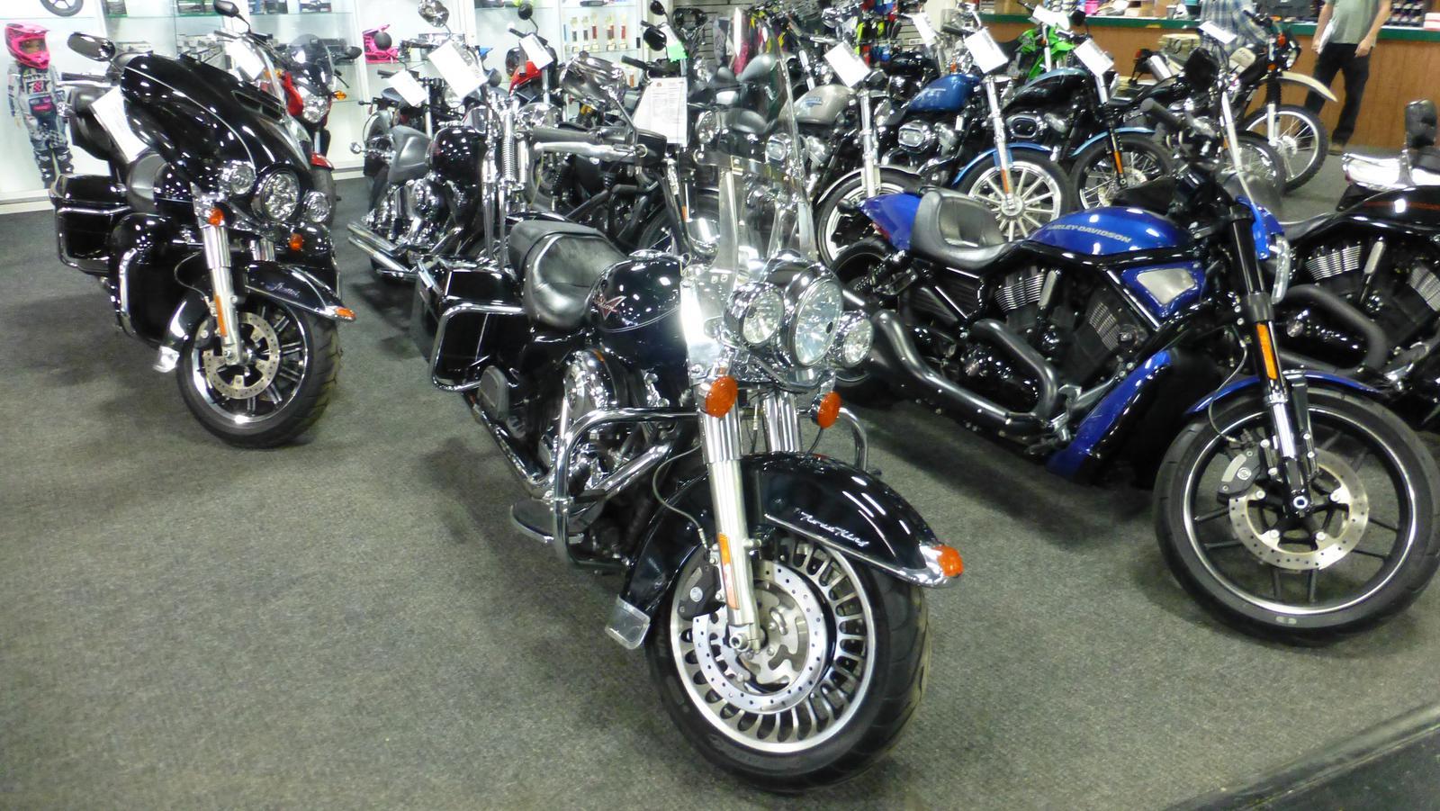 2013 Harley-Davidson® ROAD KING (EFI)