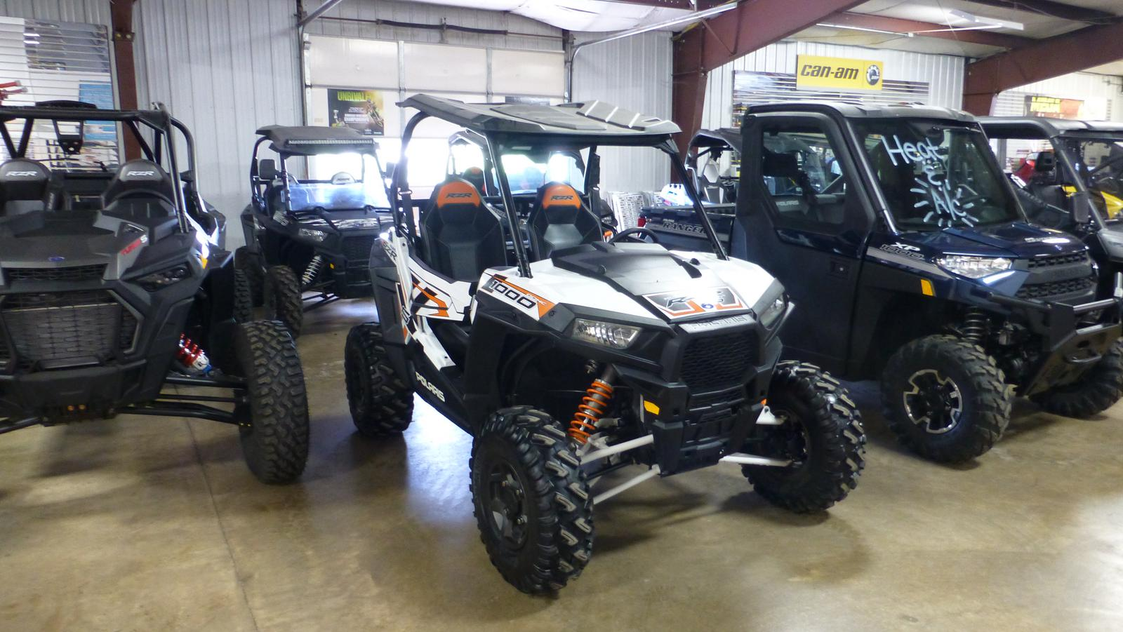 2018 Polaris Industries RZR S 1000 EPS for sale in West