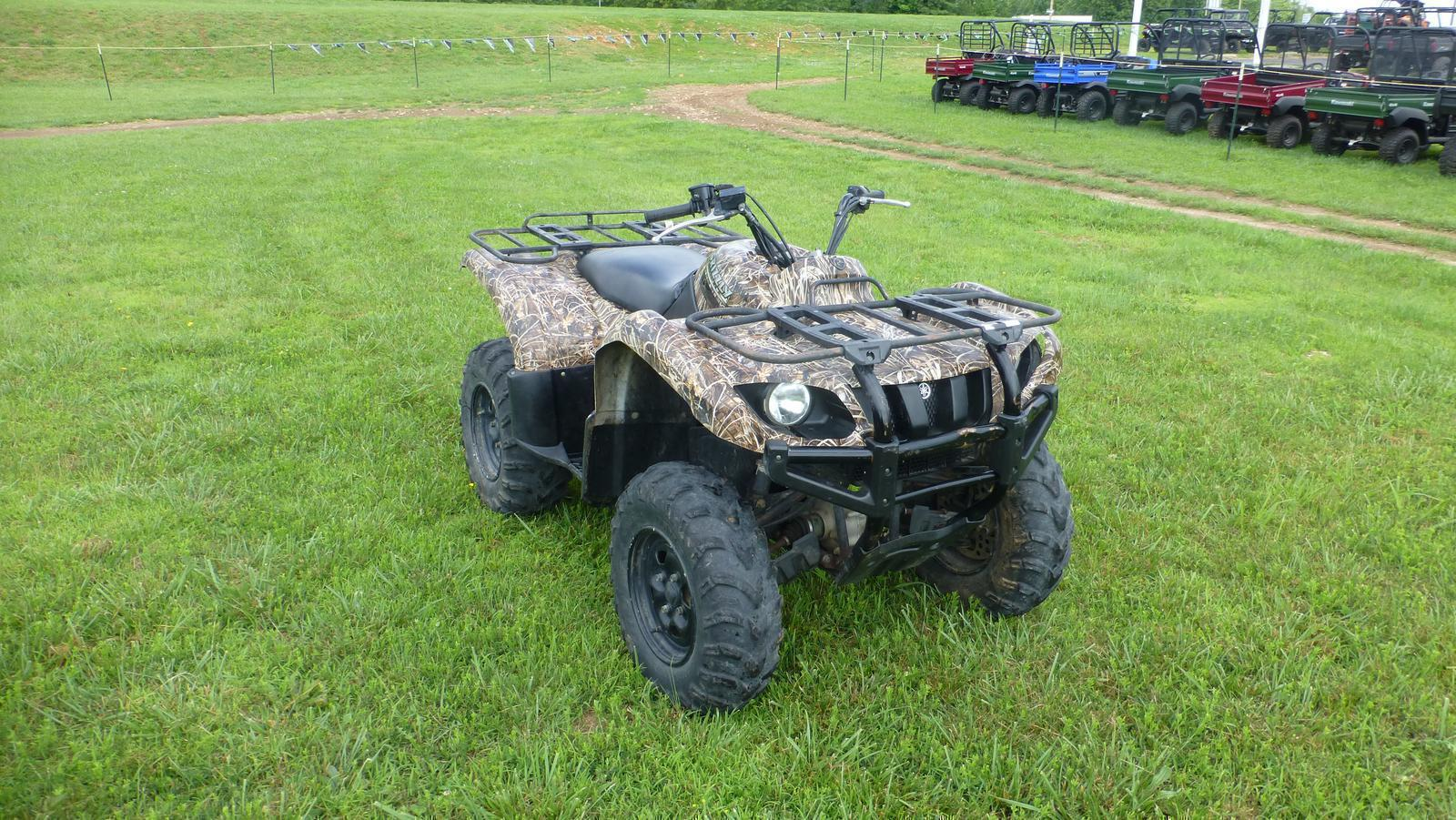 Yamaha Grizzly 660 >> 2006 Yamaha Grizzly 660 Automatic 4x4 Ducks Unlimited Edition