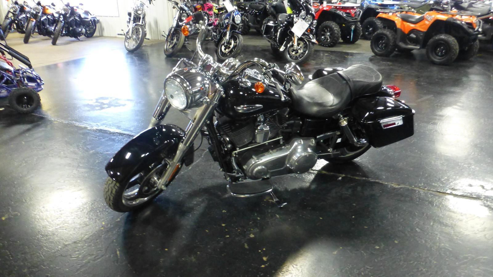 2013 Harley-Davidson® FLD103 - DYNA SWITCH