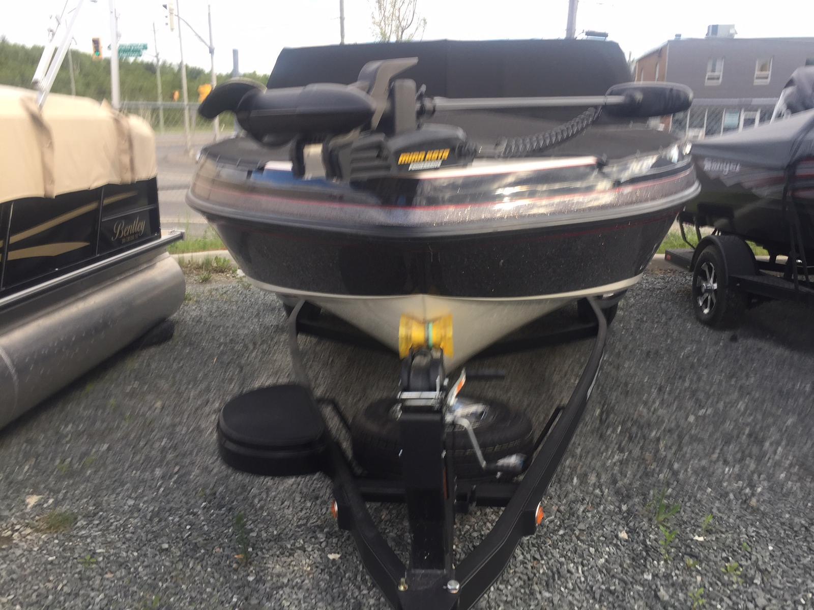 2017 Ranger 1850MS REATA® EVINRUDE G2 150 HO for sale in