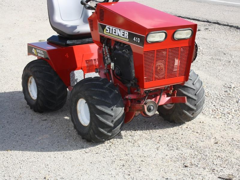 1996 Steiner 410