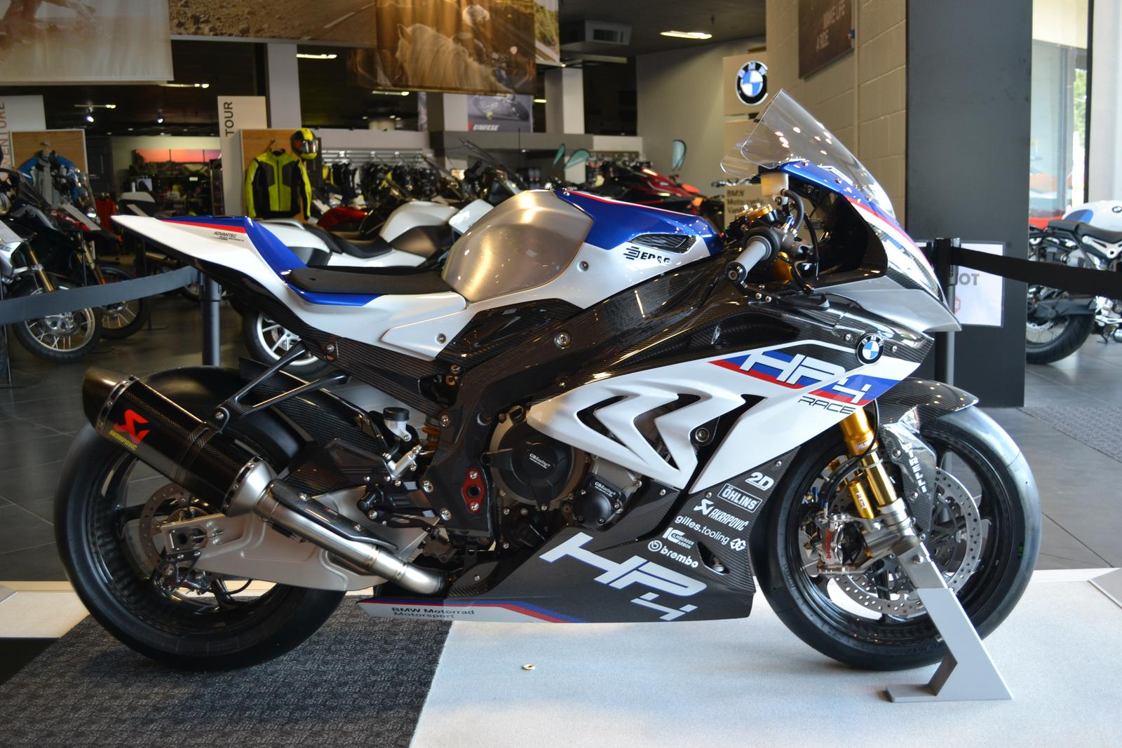 2018 Bmw Hp4 Race For Sale In Vancouver Wa Pro Caliber Vancouver