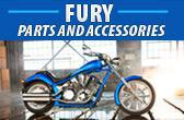 Honda Fury Parts and Accessories