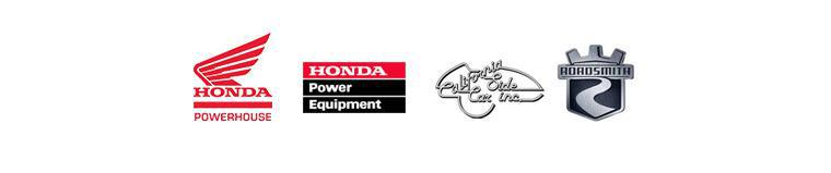 We are a Honda Powerhouse dealer! We carry products from Honda Power Equipment, California Sidecar, and Roadsmith Trikes.