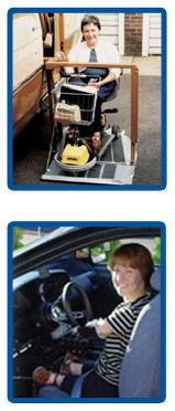 Wheelchair Lifts, Wheelchair Vans, Adaptive Driving Modifications