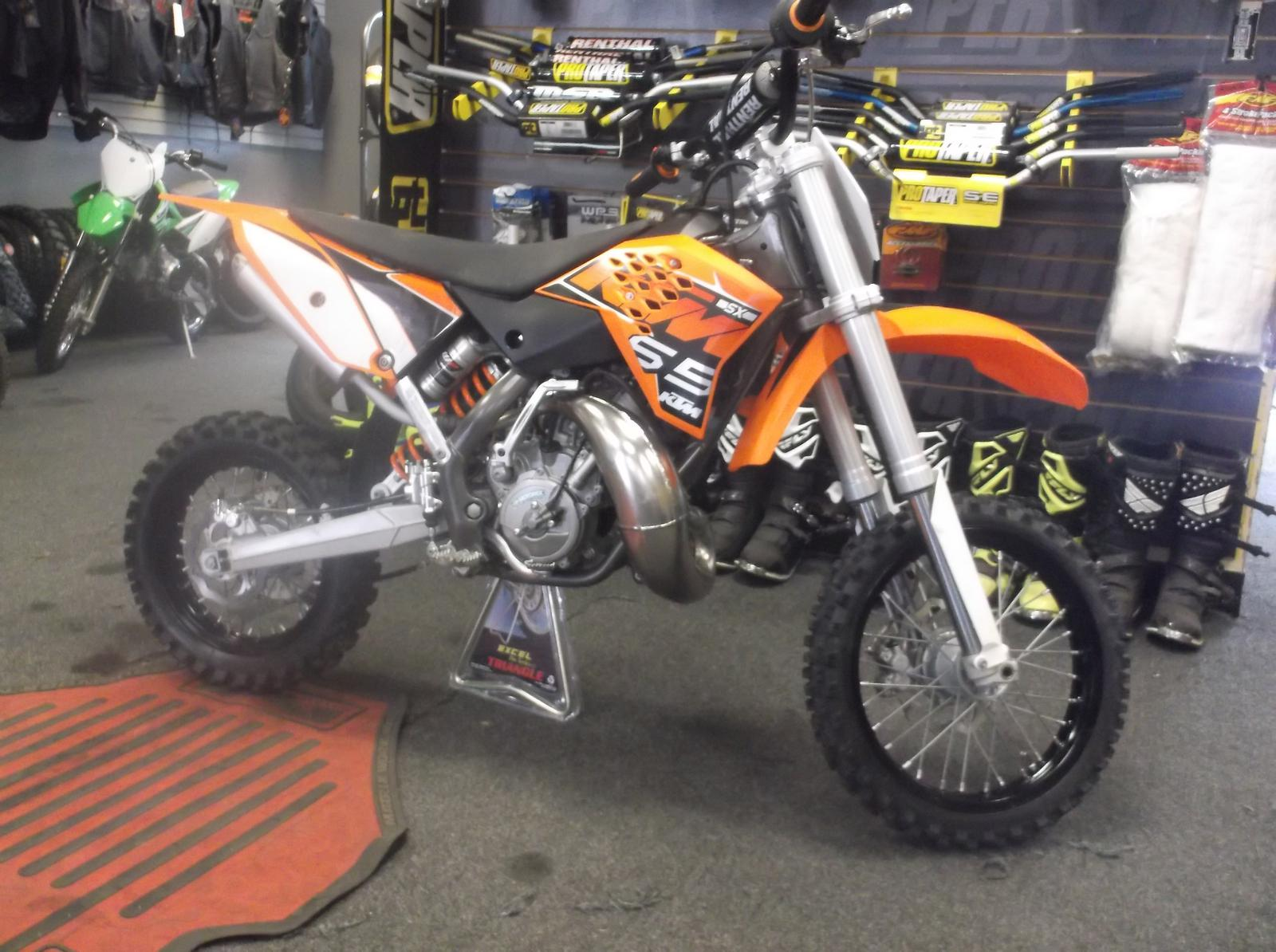 2016 ktm 65 for sale in thomaston, ct | roost powersports (860