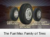 The Fuel Max Family of Tires