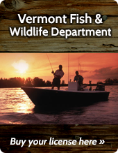 Vermont Fish & Wildlife Department. Buy your license here