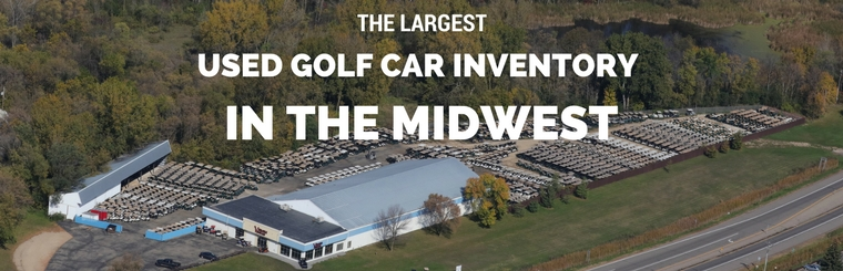 Largest Used Golf Cart Selection in Minnesota