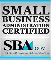 Small Business Administration Certified. SBA.gov. U.S. small business administration