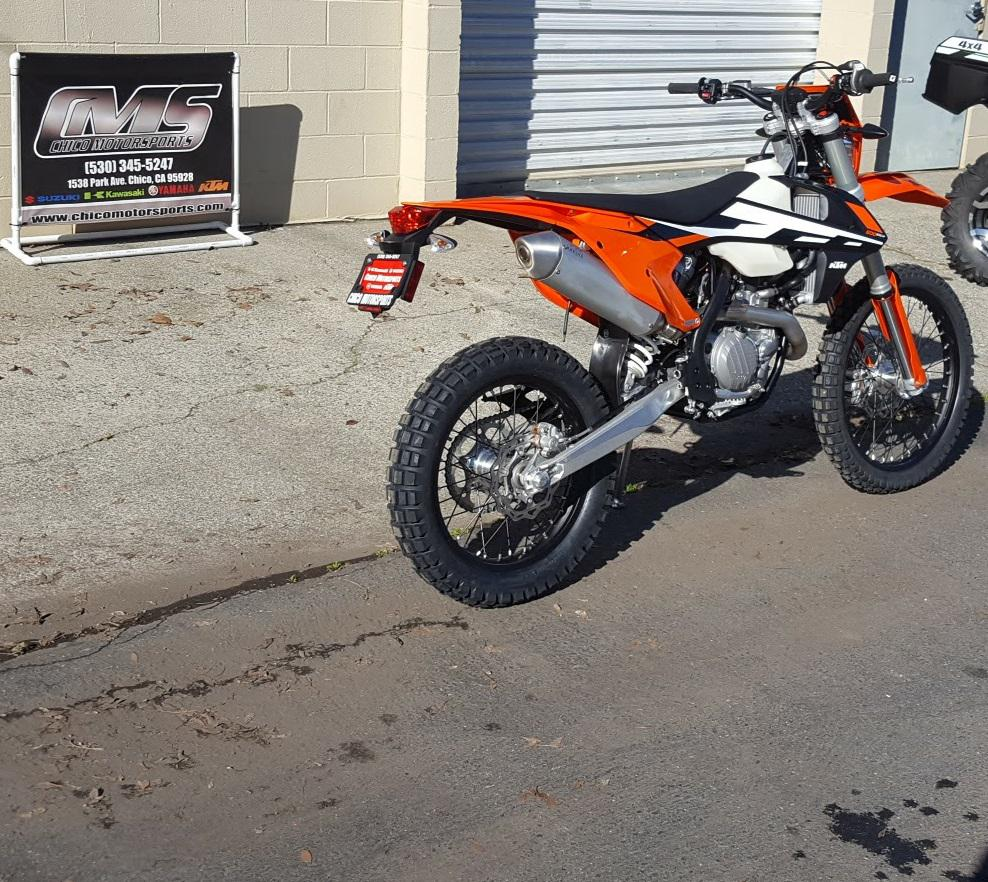 2017 ktm 500 exc for sale in chico, ca | chico motorsports (800