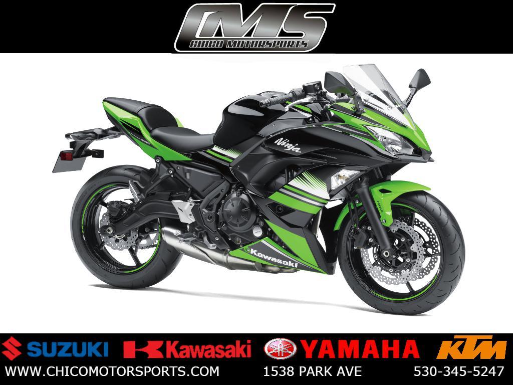 2017 Kawasaki Ninja 650 ABS KRT Edition - SAVE $1650 OFF MSRP for ...