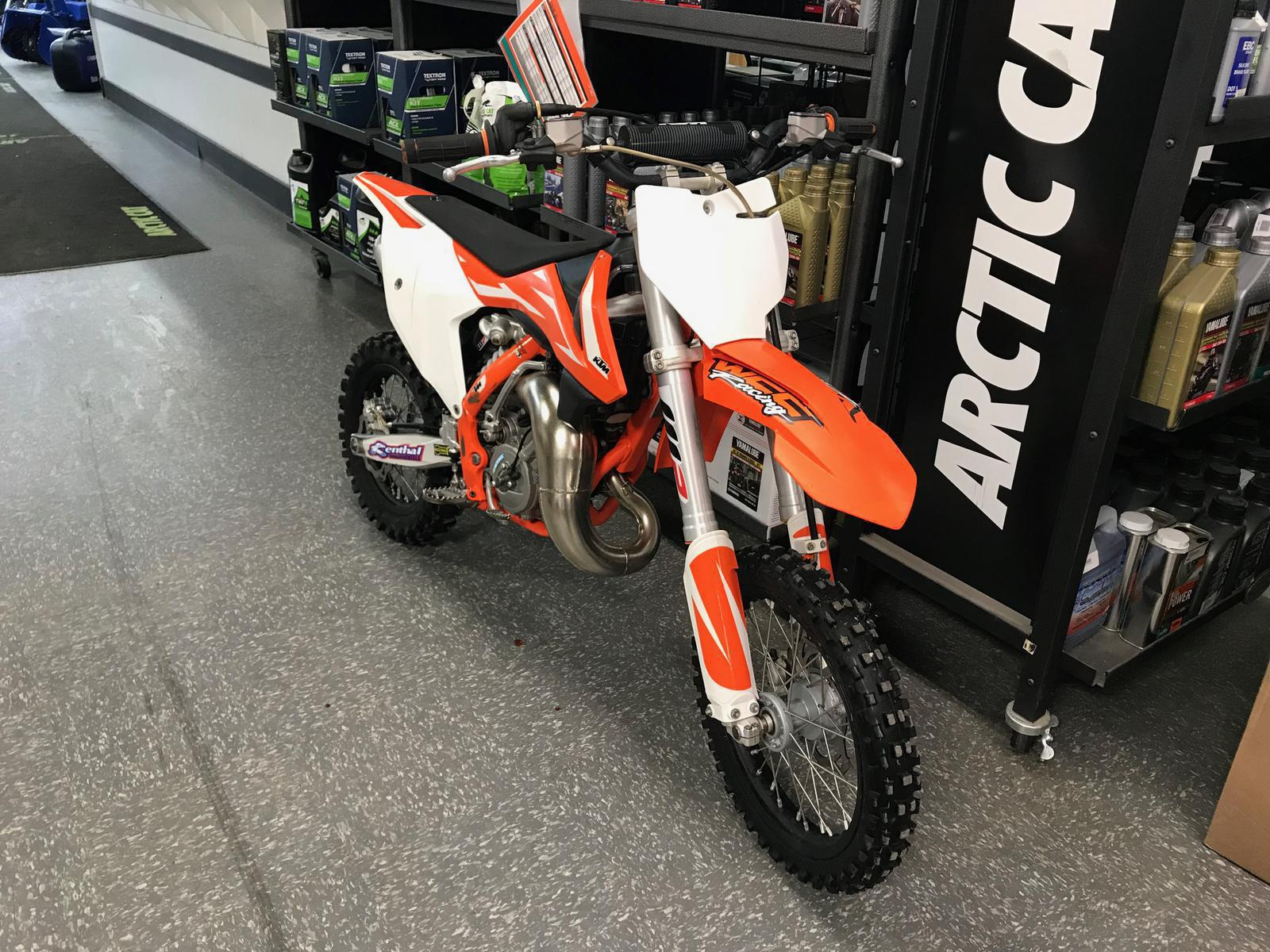 2018 KTM 65 SX