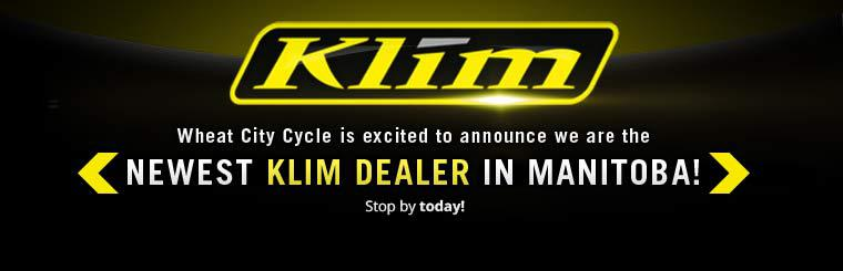 Wheat City Cycle is excited to announce we are the newest Klim dealer in Manitoba! Stop by today!
