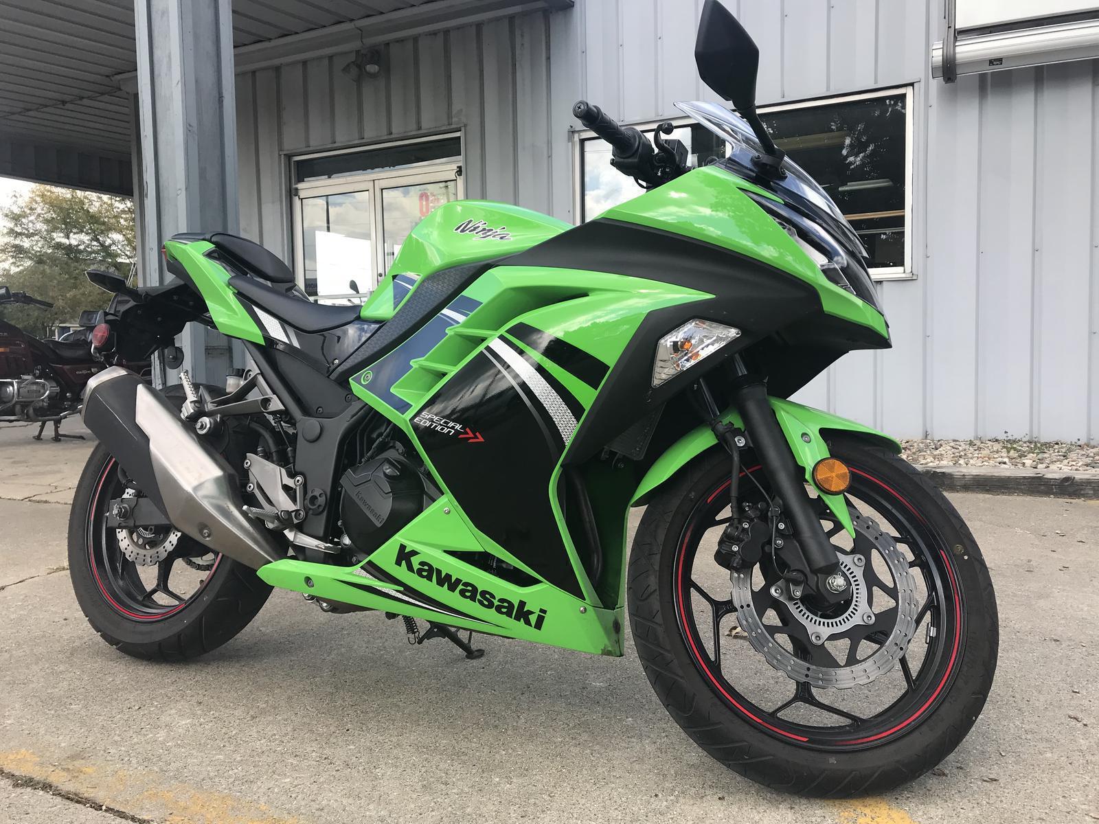 2014 Kawasaki Ninja 300 Abs Se For Sale In Urbana Il Sportland
