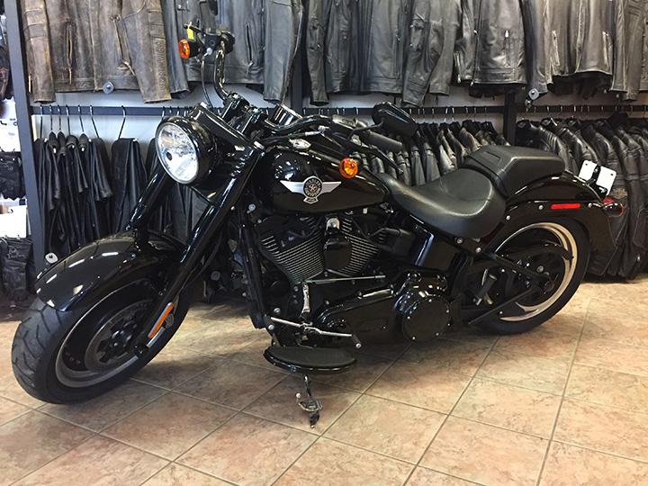 58c22963a0b0 2017 Harley-Davidson® FLSTFBS - FAT BOY® S for sale in Billings