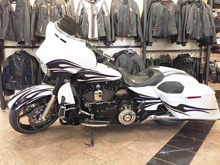 2016 Harley-Davidson® FLHXSE - CVO™ STREET GLIDE® for sale
