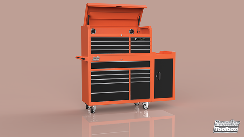 2017 premier toolbox new 56 toolbox with sidebox radio and sound