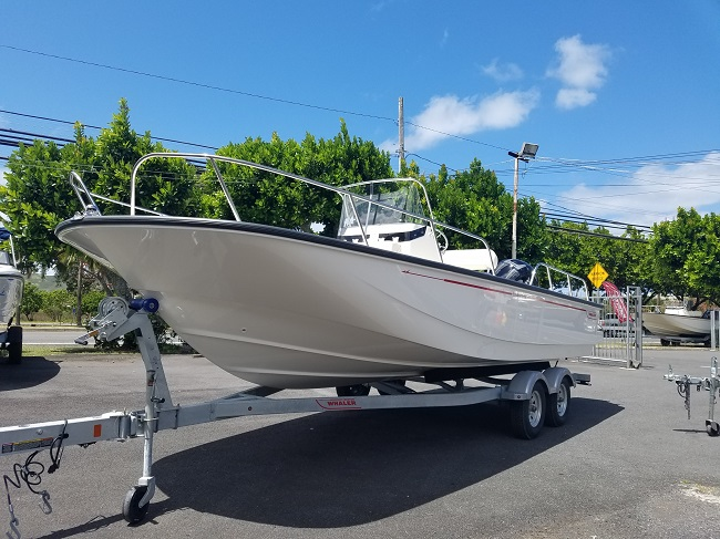 2019 Boston Whaler 21 MONTAUK