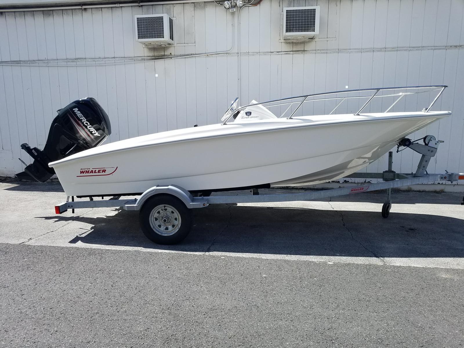 2018 Boston Whaler 15 SUPER SPORT