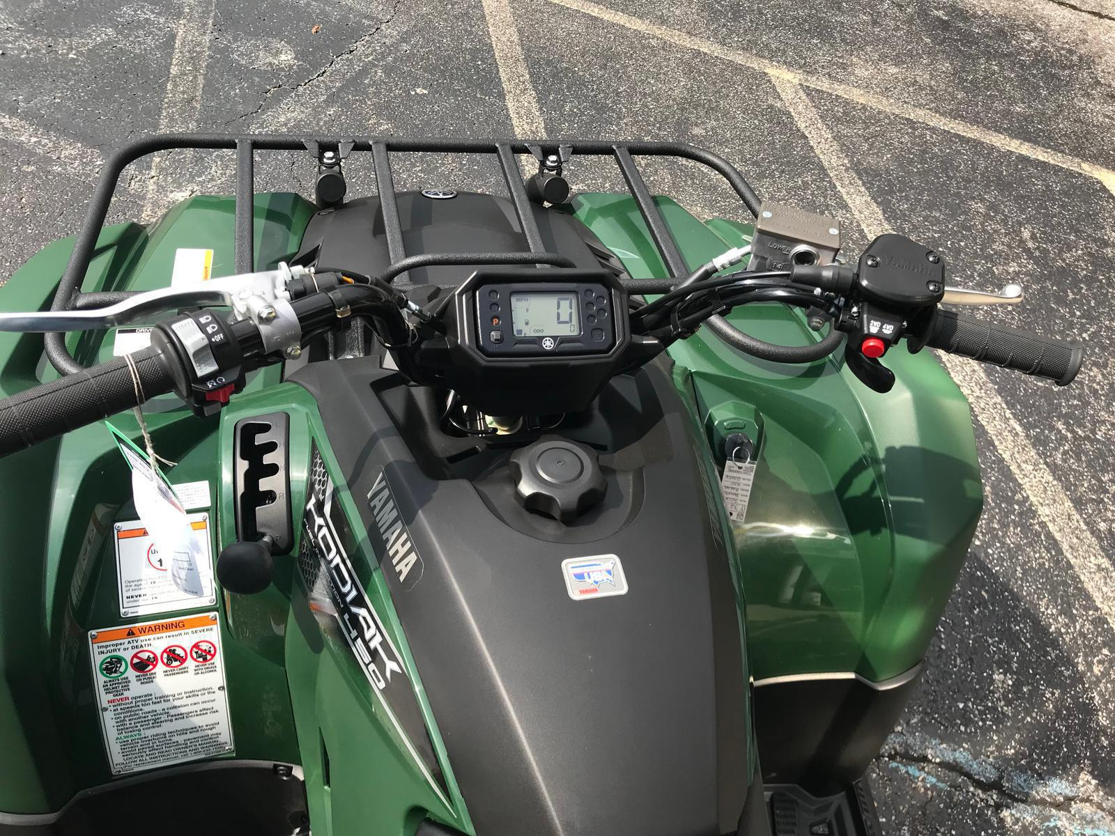 2018 Yamaha Kodiak 450 Awd For Sale In Martinsville Flat Out Fuel Filter Green 10