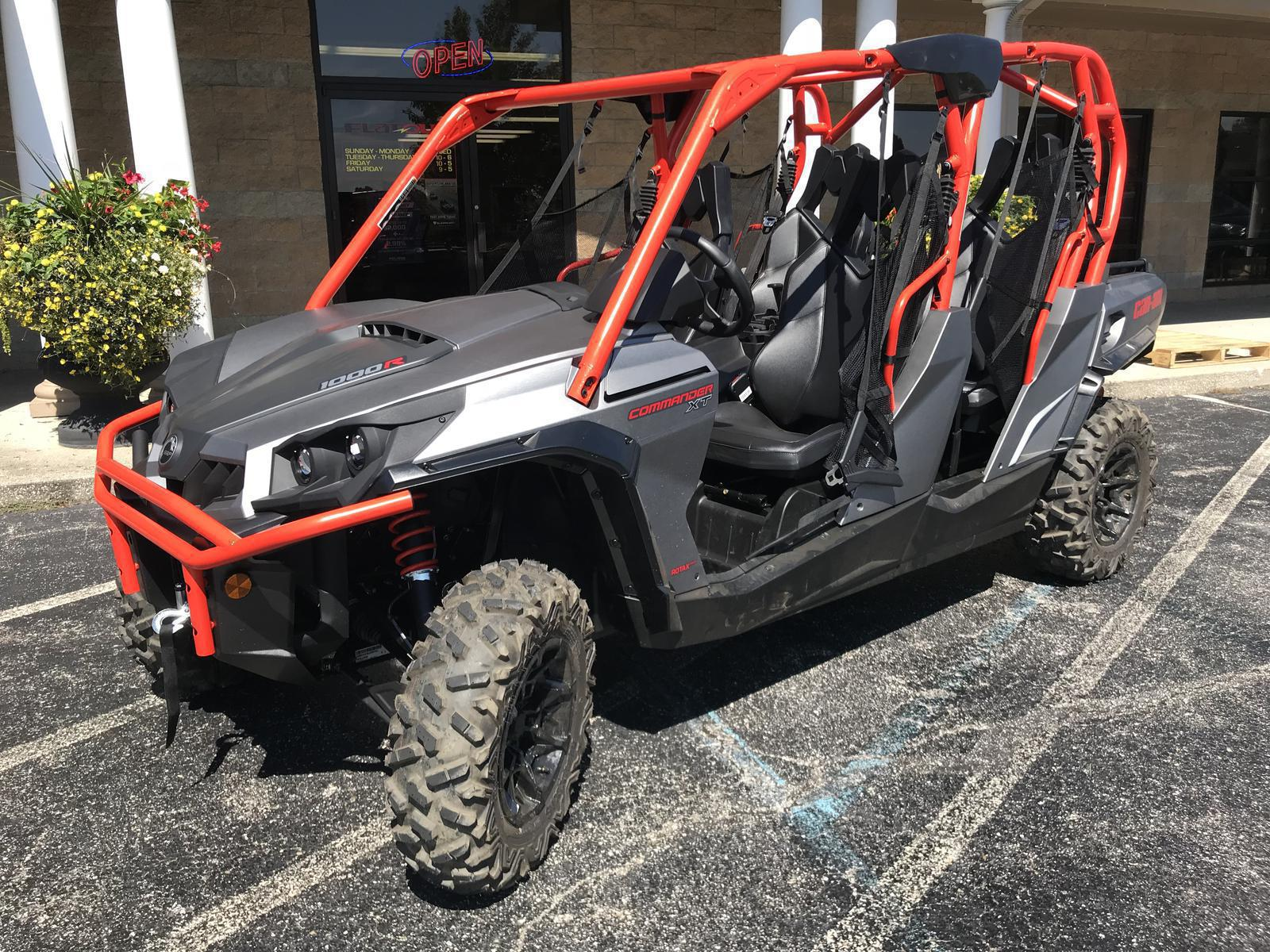 2018 Can Am Commander Max 1000r For Sale In Martinsville Flat Fuel Filter 18 1000xt Aluminum 2