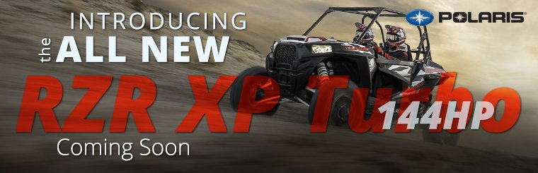 Introducing the RZR XP Turbo