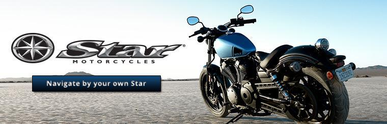 Star Motorcycles Inventory