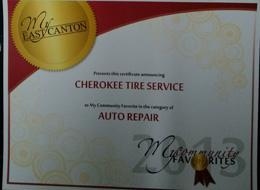 My Community Favorite Awards Auto Repair