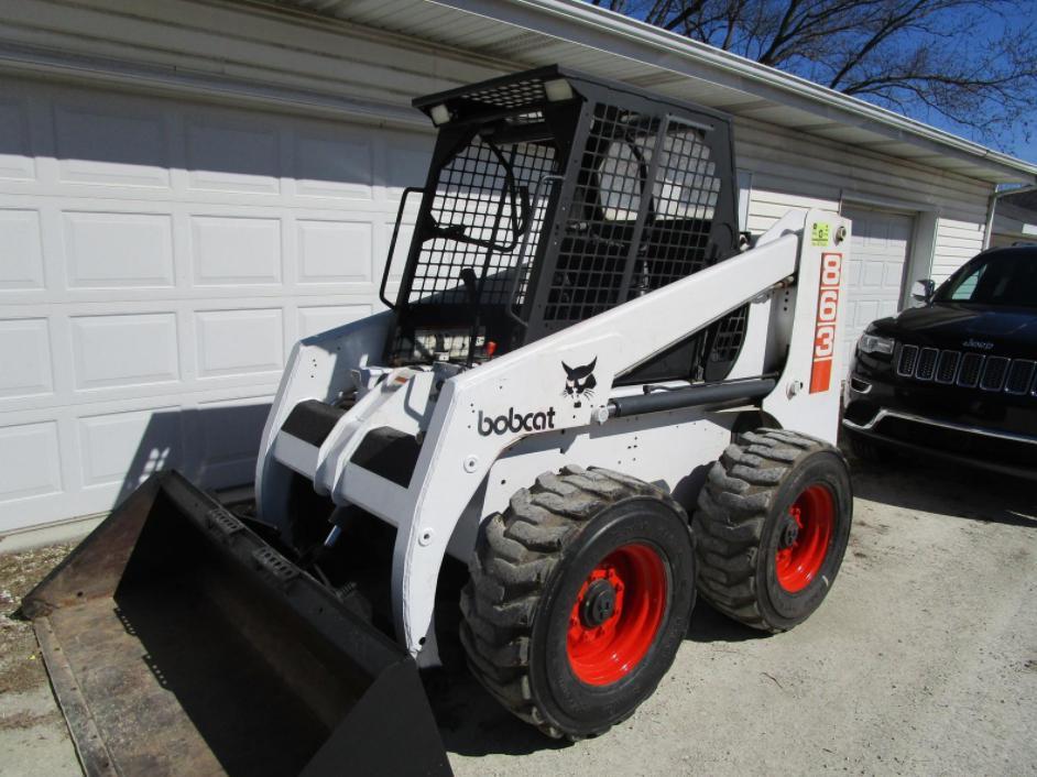 1997 Bobcat 863