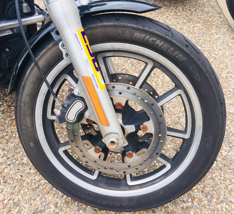 2014 Harley-Davidson® DYNA LOW RIDER (EFI)