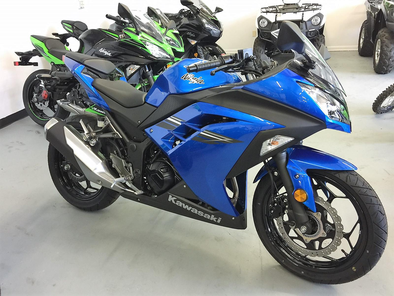 2017 Kawasaki NINJA 300 ABS WINTER For Sale In Shreveport LA