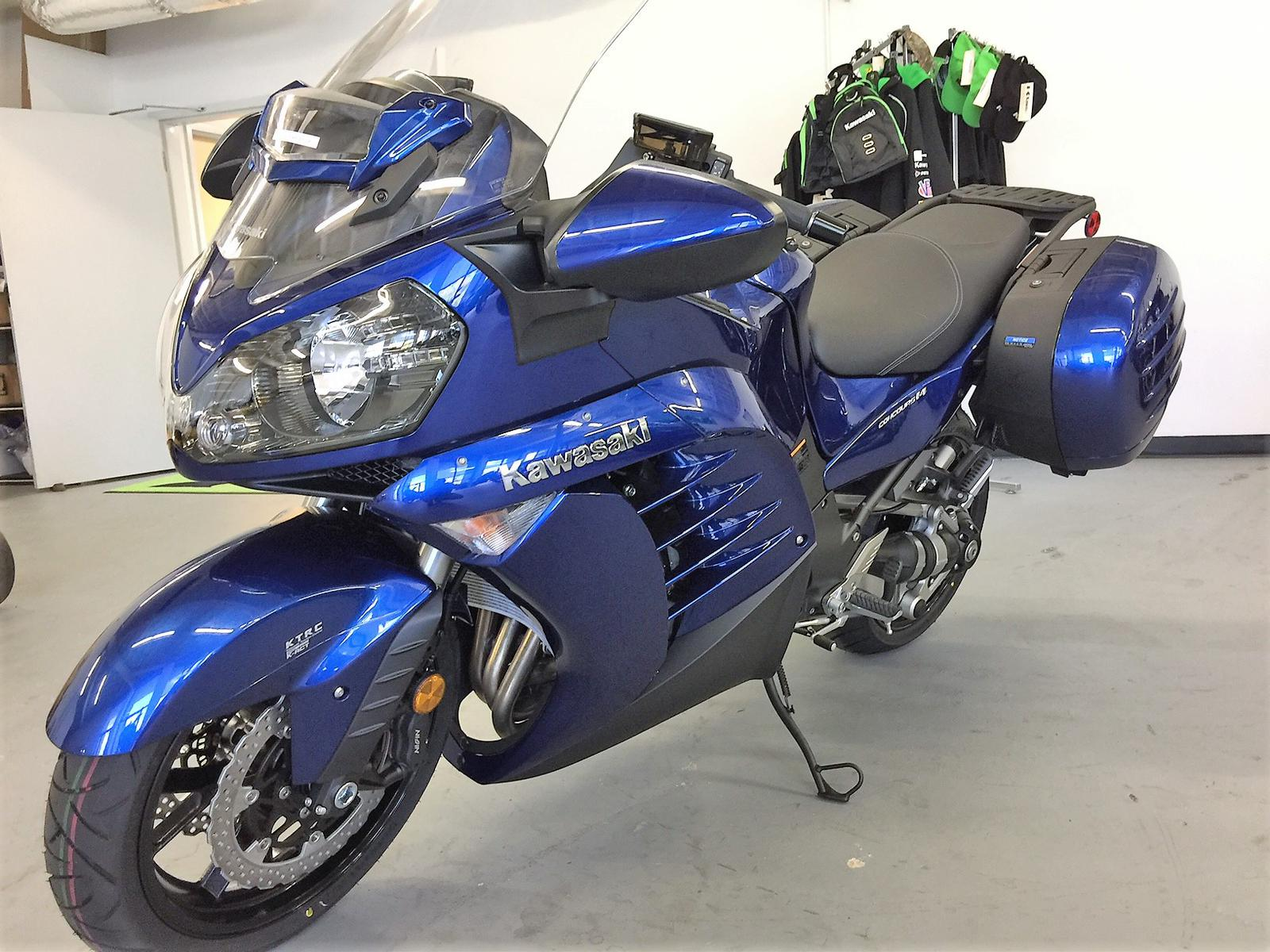 2017 kawasaki concours 14 abs for sale in shreveport, la