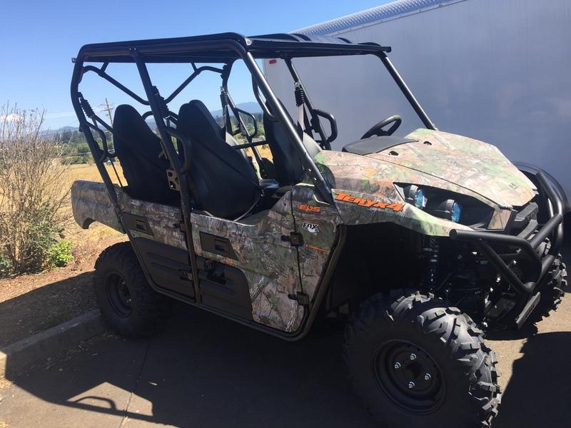 2017 kawasaki teryx 800 camo for sale in shreveport, la