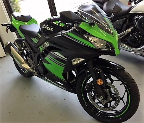 2017 kawasaki ninja 300 abs for sale in shreveport, la shreveport Kawasaki Ninja 350 2017ninja2