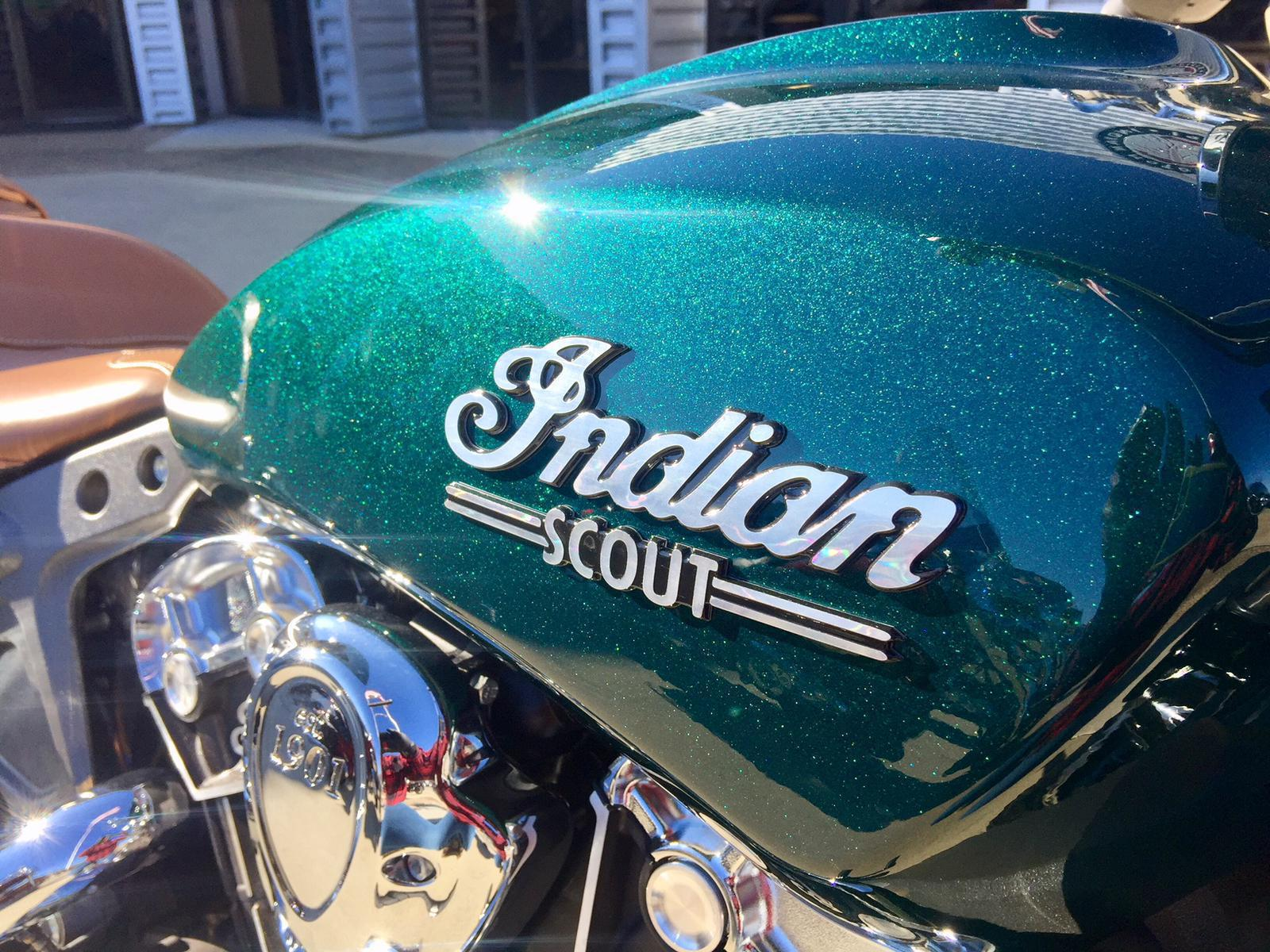 2018 Indian Motorcycle SCOUT For Sale In Shreveport LA