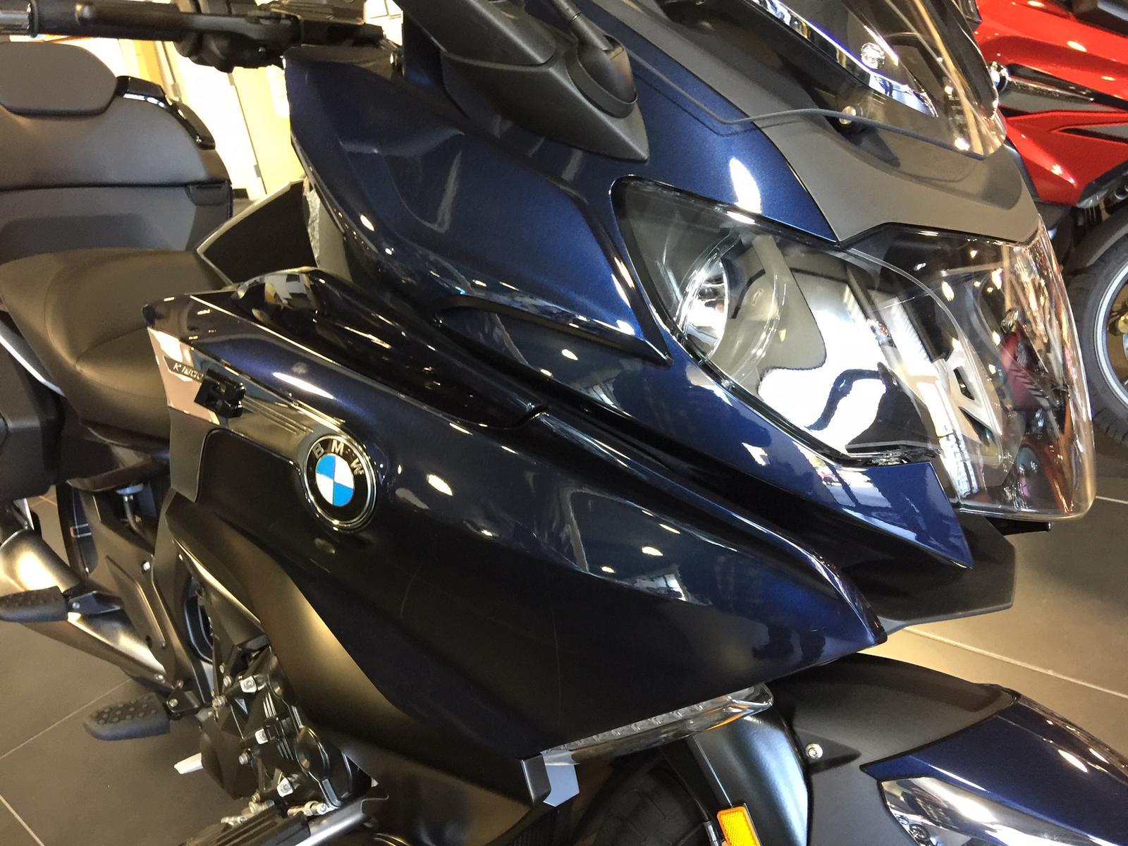 2019 BMW K1600B