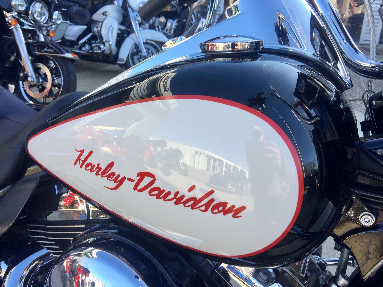 2014 Harley-Davidson® POLICE BIKE