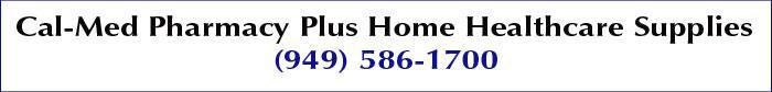 Cal-Med Pharmacy Plus Home Healthcare Supplies