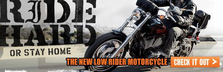 2014 Dyna Low Rider - New Harley-Davidson - Available soon at Cycle City Maui