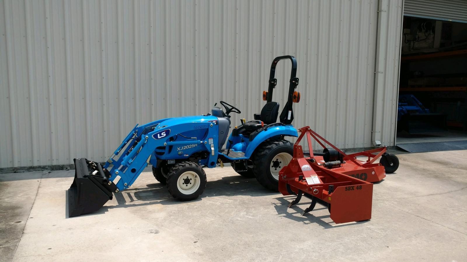 2018 LS Tractor XJ2025H-24 4HP