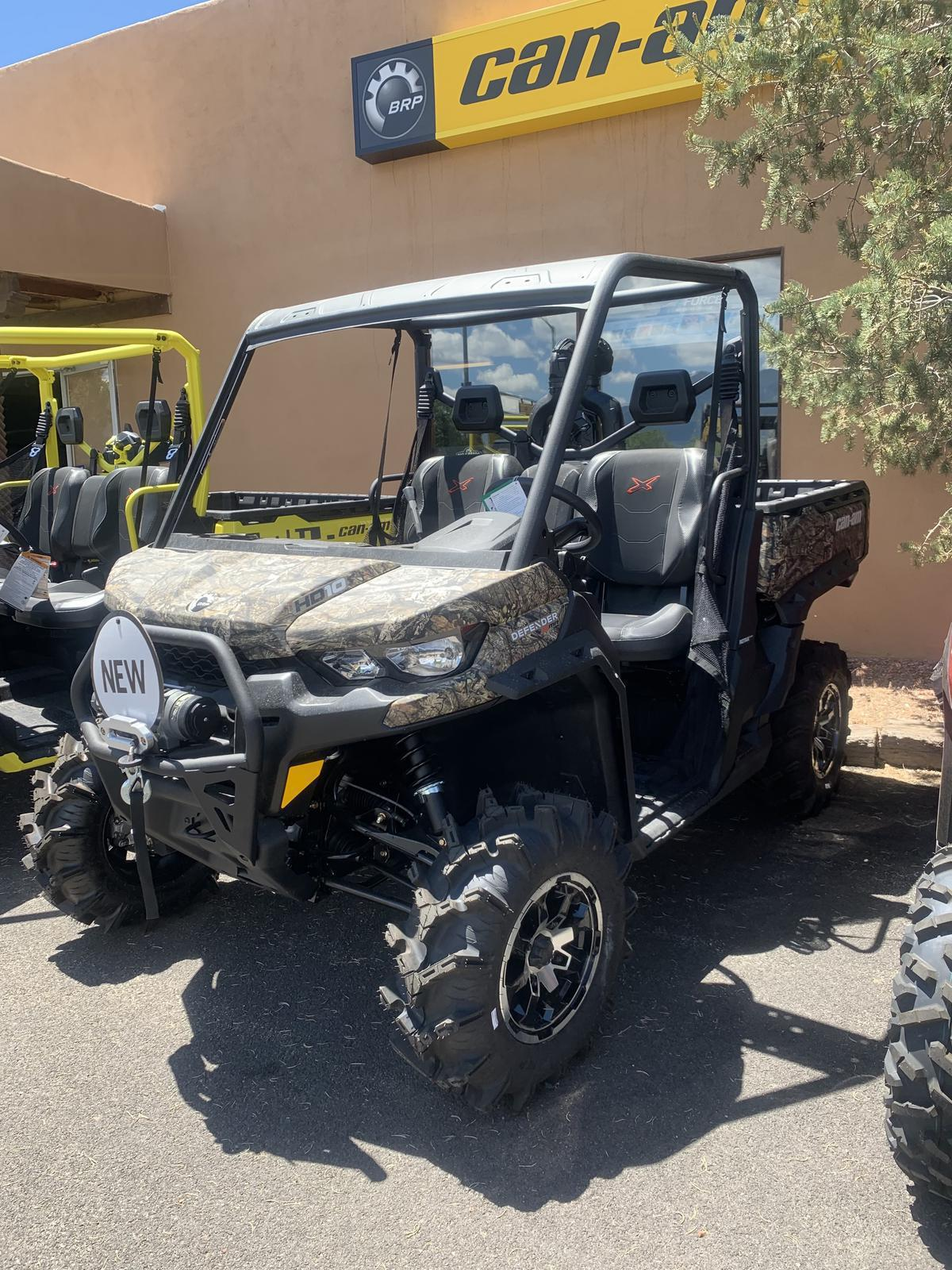 2019 Can-Am Defender X™ mr HD10 - Break-Up Country Camo® for