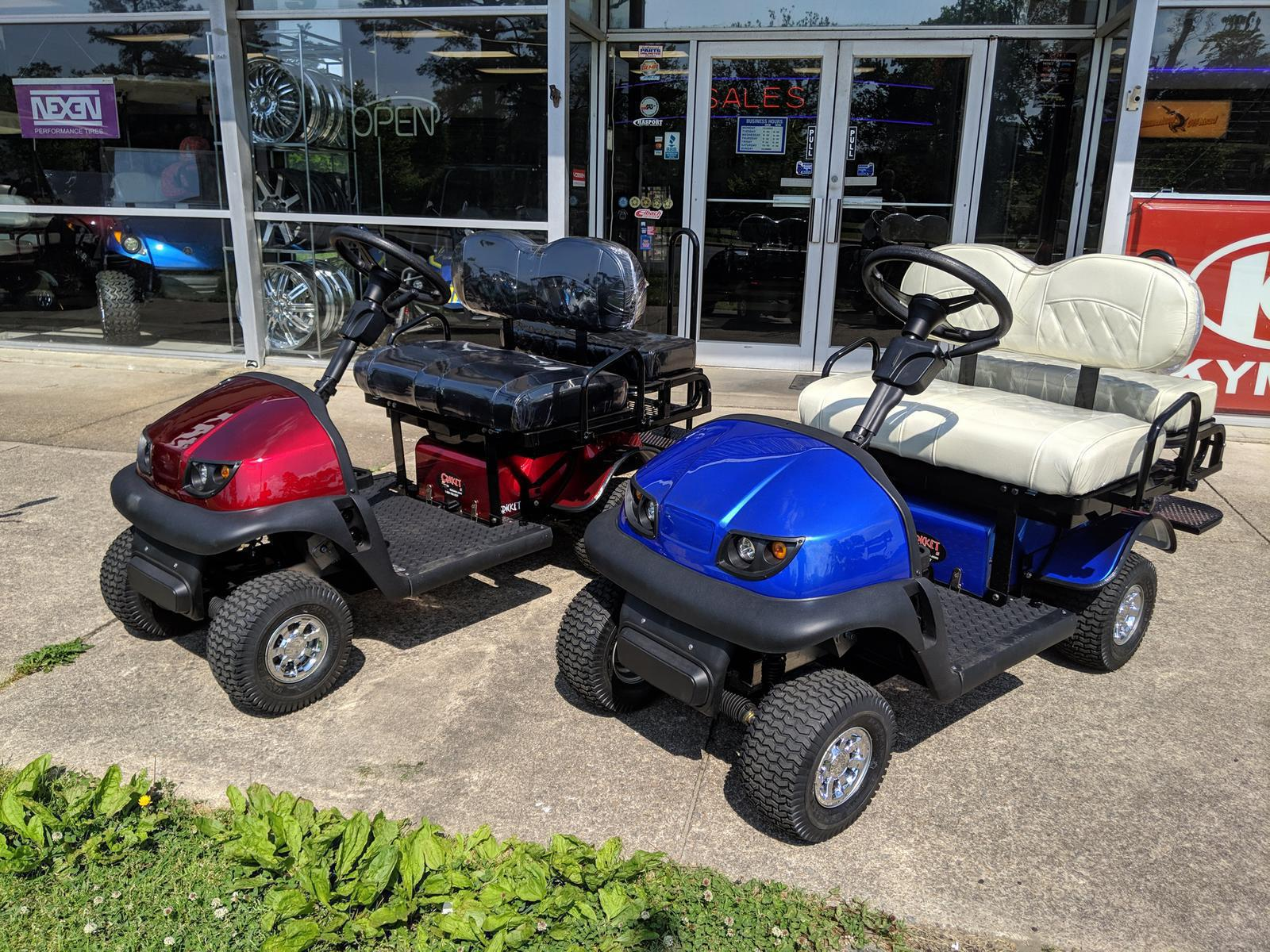 2019 Cricket Mini Golf Carts Rx 5